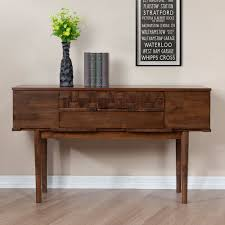 Retro Sofa Table by With Retro Inspiration And A Sleek Design This Sofa Table