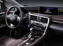 2018 lexus rx 350h hybrid review mpg and release date