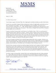 student teacher recommendation letter samples cover letter templates