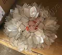 capiz flush mount light pottery barn ceiling lights best ceiling 2018