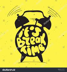 ringing alarm clock light texture lettering stock vector 753959941