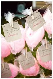 wedding candy favors cotton candy weddings cotton candy wedding favors thanks for