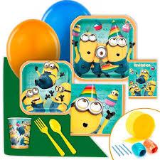 Minion Birthday Decorations Minions Party Birthday Express