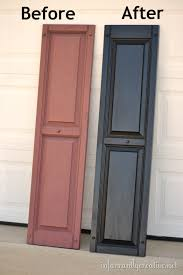how to paint vinyl shutters vinyl shutters shutters and how to