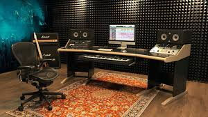 Producer Studio Desk by 88 Keyboard Desks U2013 Ourtown Sb Co