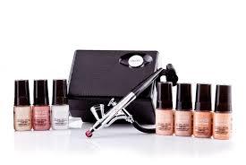 Professional Airbrush Makeup Machine 2017 Best Airbrush Makeup System Machine Kits Jewels Tv