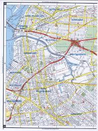 Queens Map Western Queens Road Map