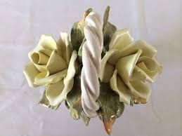 capodimonte basket of roses 281 best capodimonte flowers images on flowers