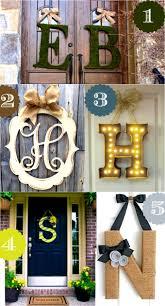 interior terrific creative front door christmas decorations top