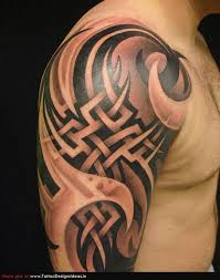 100 bicep tribal tattoo designs 32 amazing tribal sleeve