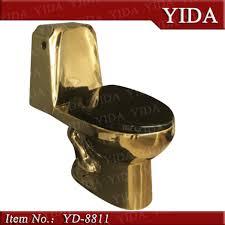 ceramic golden color wc toilet toilet ceramic gold buy ceramic