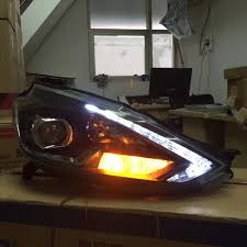 nissan 370z led headlights compare prices on angel eyes nissan online shopping buy low price