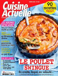 cuisine actuelle patisserie pdf cuisine actuelle mars 2018 no 327 pdf magazines