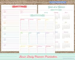 free printable daily planner pages 2014 free printable planner free daily planner printables