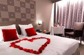 week end romantique avec dans la chambre chambre d hôtel romantique chambre