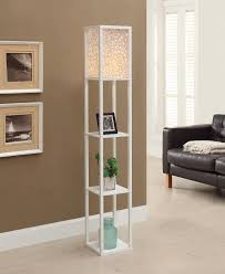 Standing Lamp With Shelves by Elegant Floor Lamp With Shelves Floor Lamp With Shelves Ideas