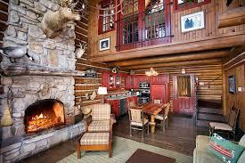 Log Cabin Living Room Designs Big Cedar Lodge Ozark Lodging Branson Mo