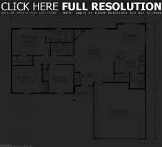 single level house plans house plans one level plan 3 bedrooms 2 car garage 1 floor 646