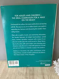 vintage coastal book the seaside naturalist vintsge homeschool