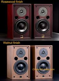 muzishare audio cs 3 hi fi bookshelf speakers loudspeakers pair