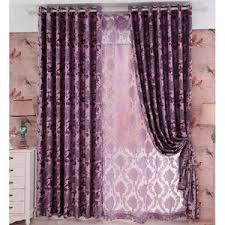 Purple Floral Curtains Purple Floral Luxury Blackout Curtains