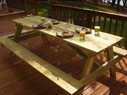 Free Woodworking Plans Patio Table by Free Woodworking Plans For Outdoor Projects