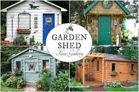 ideas for garden sheds uk designs for brick built garden sheds