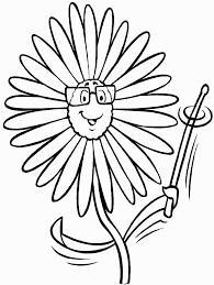 coloriage fleurs les beaux dessins de nature à imprimer et