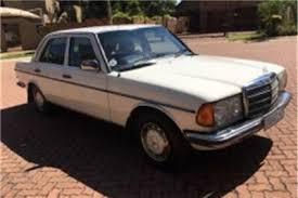mercedes 230e 1983 mercedes 230e manual cars for sale in kwazulu natal r