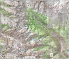 Map My Route by Mount Kaweah Climbing Hiking U0026 Mountaineering Summitpost