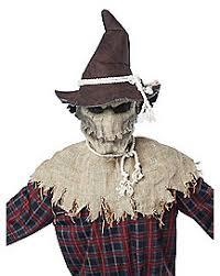Halloween Scarecrow Costume Kids Creepy Scarecrow Costume Spirithalloween