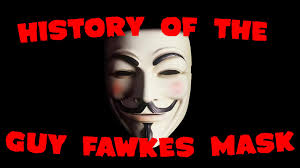 Guy Fawkes Mask Meme - today in nerd history history of the guy fawkes mask youtube