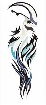 tribal wolf by reighnmiyuki clip at clker com vector