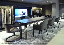 meuble cuisine ind駱endant bois minotti chair fil noir dinning table luo dinning dining room