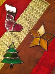 diy stained glass ornaments diary of an amateur crafter