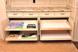 kitchen cabinet slide out trays pull out drawers for kitchen cabinets lowes faced
