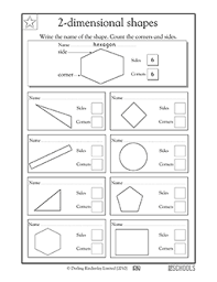 shapes worksheets 2nd grade free worksheets library download and