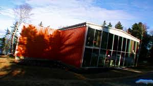 shipping container home video hgtv
