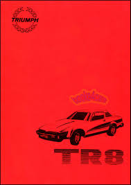 triumph tr8 ebay