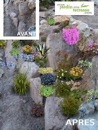 idee amenagement jardin devant maison terrain en pente monjardin materrasse com