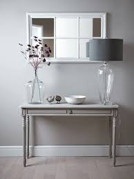 Grey Console Table Grey Washed Carved Console Table