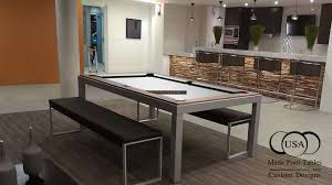 fusion pool table contemporary pool tables modern pool tables