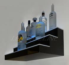 Liquor Display Shelves by 24