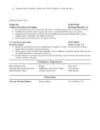 Gas Station Cashier Job Description For Resume by Wesley Elskamp Housekeeping Resume 9
