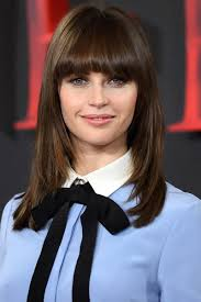 layered medium length hairstyles with bangs 33 best medium hairstyles celebrities with shoulder length haircuts