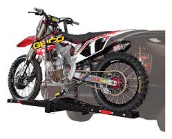 motocross bike carrier trackside motorcycle carrier cycle gear
