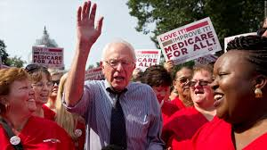 sanders vows to introduce u0027medicare for all u0027 video business news