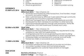 Best Operations Manager Resume Example Livecareer by Branch Manager Resumes Thebridgesummit Co