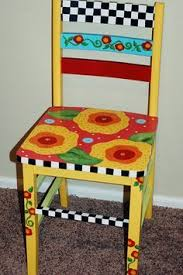 painted chairs images best 25 whimsical painted furniture ideas on pinterest