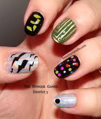 nails games cute nails